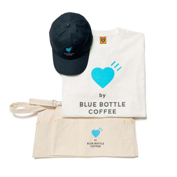 NIGO(R)氏デザインによるユニフォーム/画像提供:Blue Bottle Coffee Japan