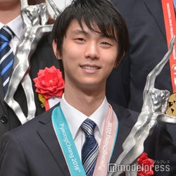 羽生結弦、国民栄誉賞受賞へ「日本人らしい人間でいたい」来季プログラムについて語る<平成29年度JOCスポーツ賞>