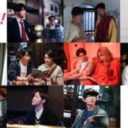 少年忍者『文豪少年』全10話場面写真解禁 主演12人コメント到着