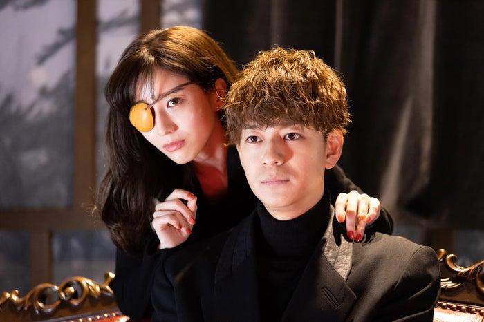 ドラマ『M 愛すべき人がいて』(C)テレビ朝日/ABEMA