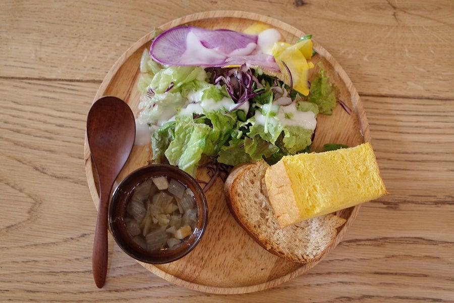 SORAYA にんじんのパン、全粒分のパン