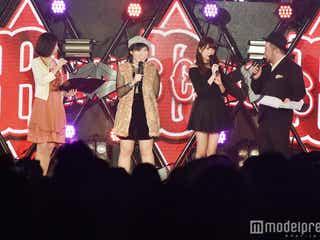 """NMB48吉田朱里、自慢の""""アイドルメイク""""でお笑い芸人を変身 ポイントも伝授"""