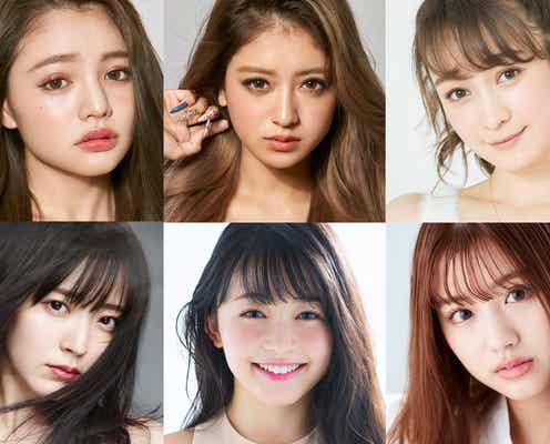 池田美優・久間田琳加ら「TGCしずおか2019」出演者発表 人気モデルがズラリ