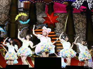 たかみなのきゃりー完コピも!AKB48&HKT48、ハロウィンに初の合同ライブ<ライブレポ/セットリスト>