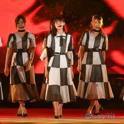 乃木坂46(C)モデルプレス
