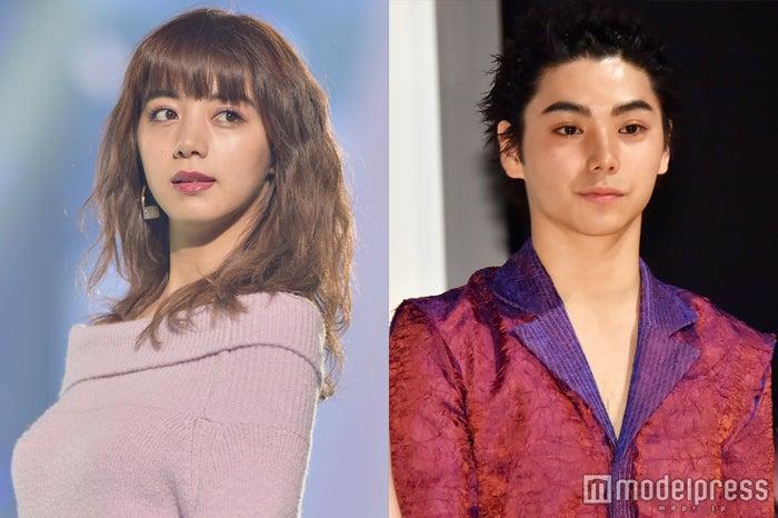 熱愛報道が報じられた池田エライザと村上虹郎 (C)モデルプレス
