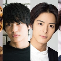 佐野勇斗主演「里見八犬伝」、松田凌・神尾楓珠・結木滉星ら新キャスト発表