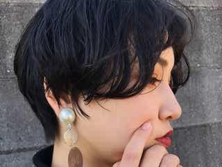 黒髪ショート×パーマスタイル15選 抜け感たっぷり大胆イメチェン♡