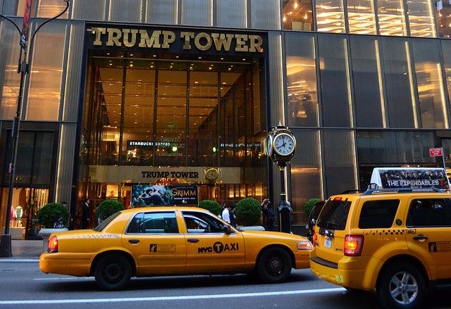 アメリカ・ニューヨークのトランプ・タワー/trump tower by Krystal T
