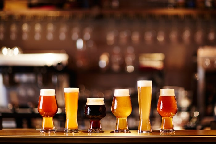 """""""最高のペアリング体験""""クラフトビール醸造所が北青山にオープン/画像提供:ブロードエッジ・ファクトリー"""