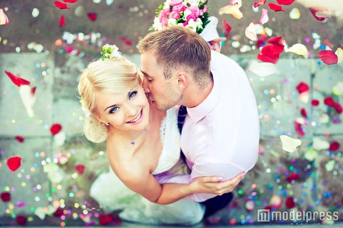 結婚してずっと一緒にいられますように(Photo by Sofia Zhuravetc/Fotolia)