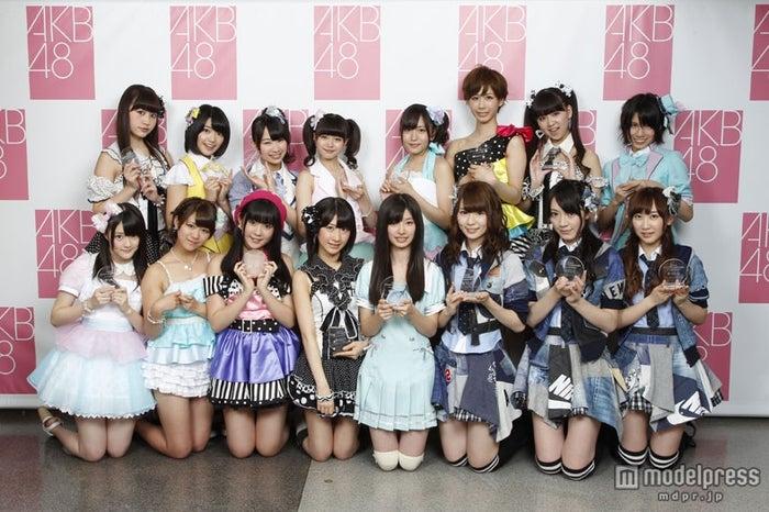 「AKB48 27thシングル 選抜総選挙 ~ファンが選ぶ64議席~」フューチャーガールズ