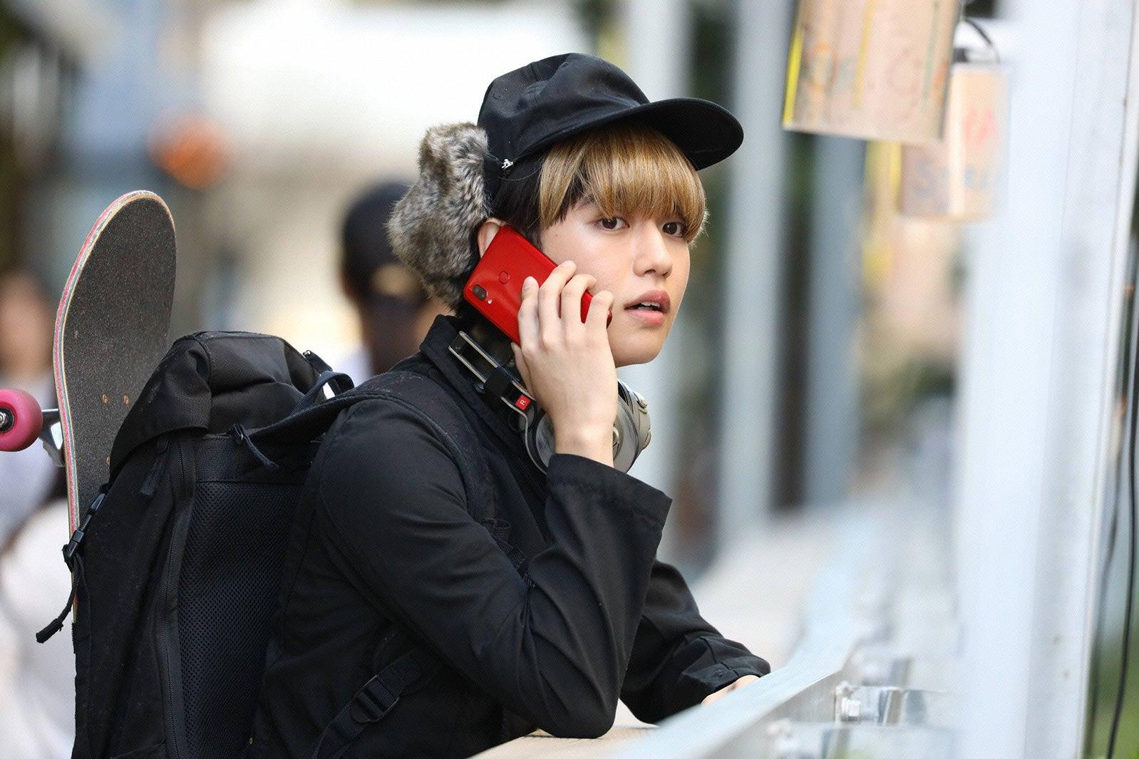 月9「シャーロック」情報屋のスケボー少年・レオ役で注目 可愛