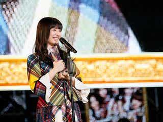 "AKB48武藤十夢、2年ぶり出馬で初の神7入り ""総選挙の申し子""復活<第10回AKB48世界選抜総選挙>"