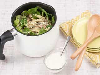お腹が冷える季節にはコレ!すぐ作れる「焼ききのこのサラダ」レシピ