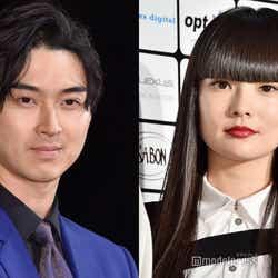結婚を発表した松田翔太、秋元梢 (C)モデルプレス