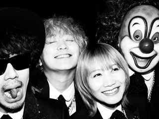 SEKAI NO OWARI、デビュー10周年で初ベストアルバム Fukase撮影の新アーティスト写真公開
