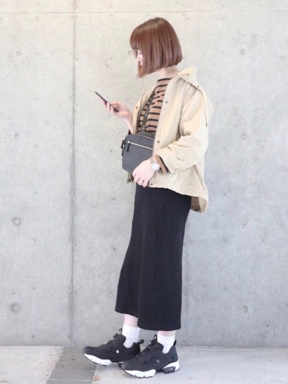 リブ スカート ユニクロ 【ユニクロ】今人気のスカートはこれ!メリノブレンドリブスカートで...