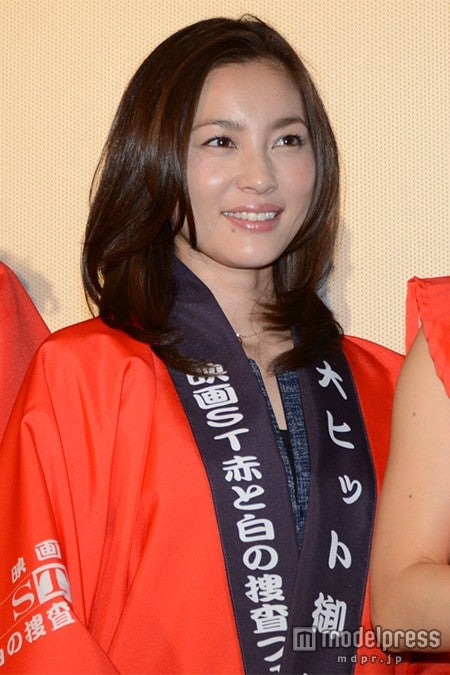「P.S. 元気です、俊平」に出演した瀬戸朝香(C)モデルプレス