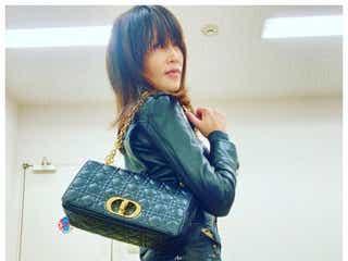 工藤静香、タイトコーデで美スタイル披露「お尻上がってて憧れる」と羨望の声
