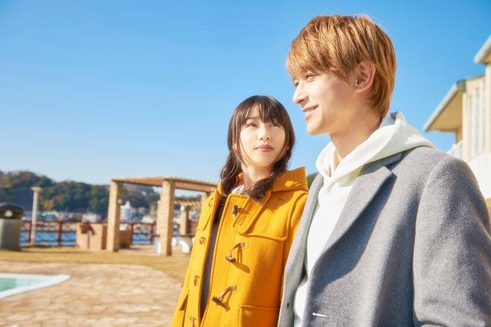 オフショット(C)吉住渉/集英社 (C)2018 映画「ママレード・ボーイ」製作委員会