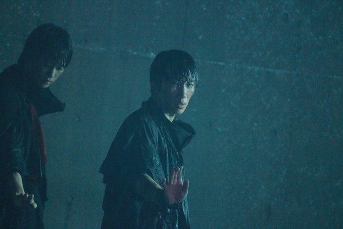 濡れた衣装が重くて踊りにくいなど大変なことも(画像提供:DD)