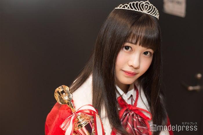 「高一ミスコン2018」準グランプリに輝いたラストアイドル2期生(暫定)の上水口姫香さん (C)モデルプレス