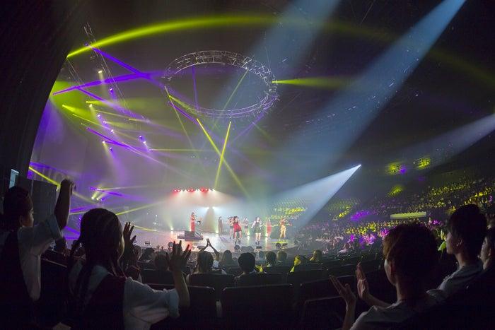 Caratのライブ(画像提供:所属事務所)