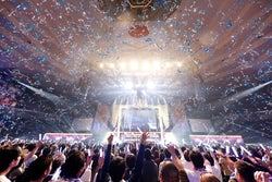 乃木坂46「若月佑美 卒業セレモニー」(提供写真) 乃木坂46「若月佑美 卒業セレモニー」(提供写真)