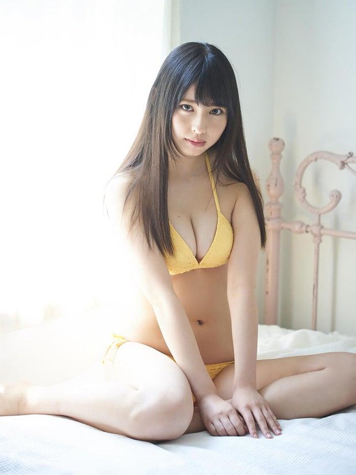 沖口優奈(写真提供:所属事務所)