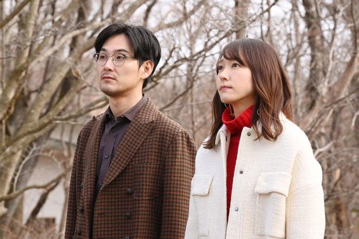 松田龍平・新垣結衣/「獣になれない私たち」最終話より(C)日本テレビ