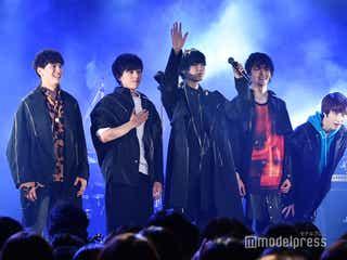 桜田通・栗原吾郎ら「EVEN」メジャーデビュー、レコ発LIVEに歓声「映画の中のあいつらも喜んでる」