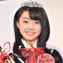 """""""日本一かわいい女子中学生""""が決定 北海道出身の中学2年生・あいるぅさん<JCミスコン2018>"""