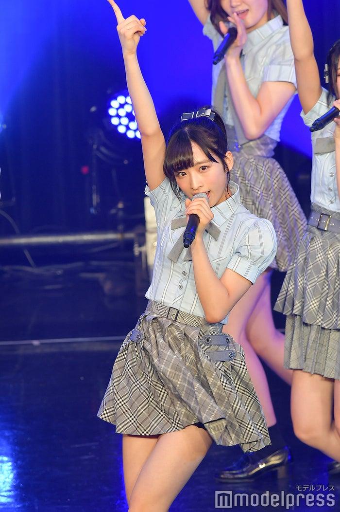 小栗有以/AKB48チーム8「TOKYO IDOL FESTIVAL 2018」 (C)モデルプレス