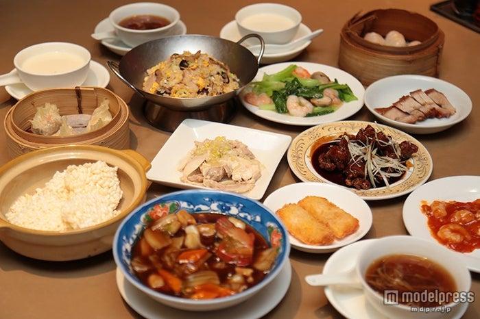 「大珍楼」のコース料理は128種類のメニューから好きなだけ食べ放題