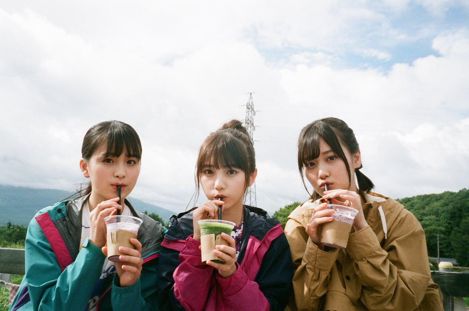 乃木坂46大園桃子&山下美月&与田祐希、人生初挑戦に奮闘