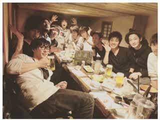 城田優、和田正人ら「テニミュ」同窓会に集結 「懐かしい」「涙出てきた」ファン歓喜