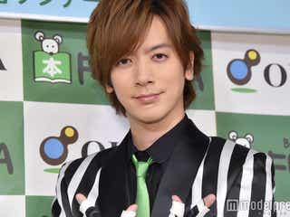 DAIGO、デビュー前のKAT-TUNライブ「凄まじかった」亀梨和也と当時を語る