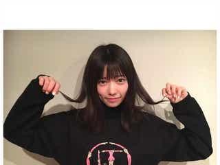 島崎遥香、黒髪にヘアチェンジ「最高に可愛い」「似合ってる」と絶賛の声