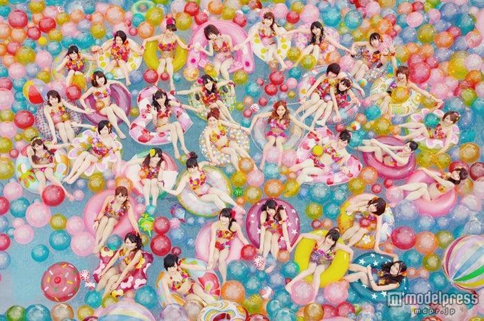 31stシングル「さよならクロール」を発売するAKB48