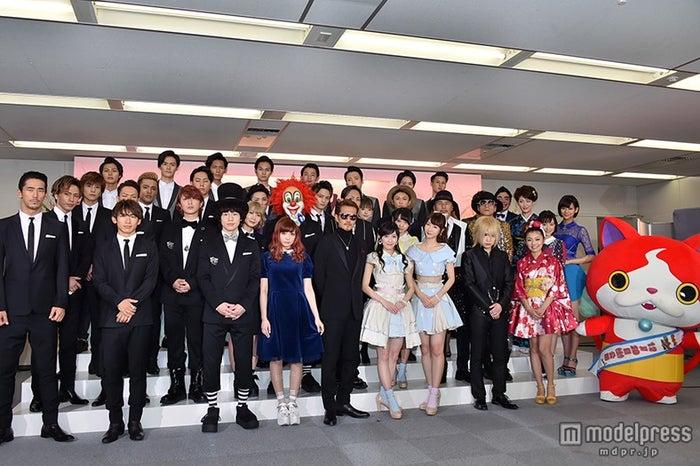 「第56回 輝く!日本レコード大賞」記者会見の模様