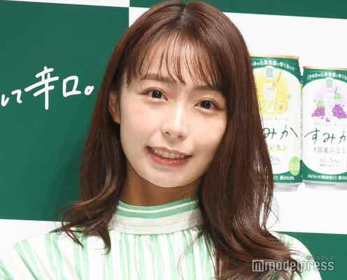 """宇垣美里、おうち時間の""""贅沢""""は?""""辛口""""な性格も明かす「驚かれます」"""