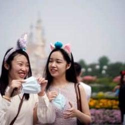 中国上海ディズニーが再開、入場者数は通常時の3割に制限 1日2万4000人水準  チケットは3分で完売