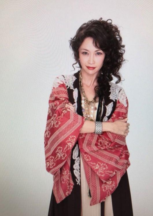 ミュージカル「アニー」でハニガン役を演じる辺見えみり/辺見えみりオフィシャルブログ(Ameba)より