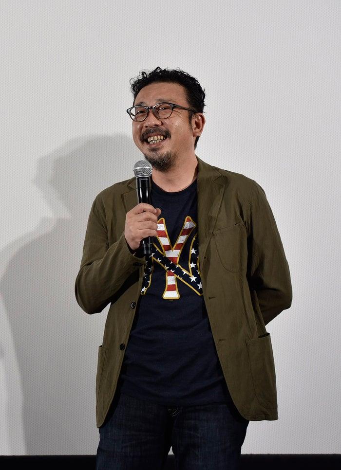 中村義洋監督(C)2017 映画『忍びの国』製作委員会