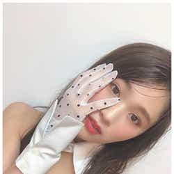 モデルプレス - NMB48渋谷凪咲「色気がすごい」「大人っぽい」レアなヘアスタイル&SEXY衣装で雰囲気ガラリ