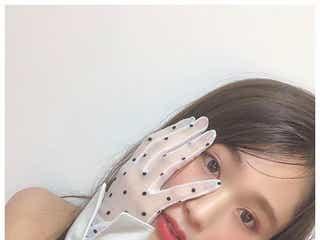 NMB48渋谷凪咲「色気がすごい」「大人っぽい」レアなヘアスタイル&SEXY衣装で雰囲気ガラリ