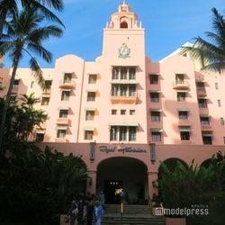 永遠の乙女カラー!いつか泊まりたい世界のピンク色ホテル