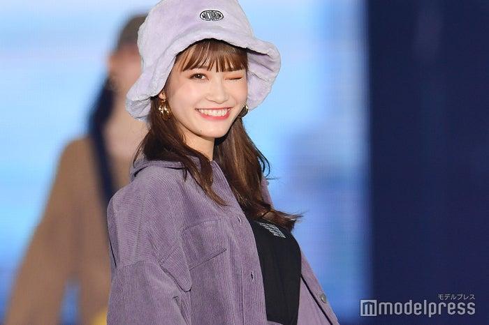 「GirlsAward 2019 A/W」に出演した生見愛瑠 (C)モデルプレス