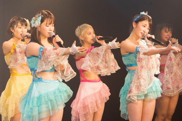 NMB48木下百花の卒業公演(C)NMB48